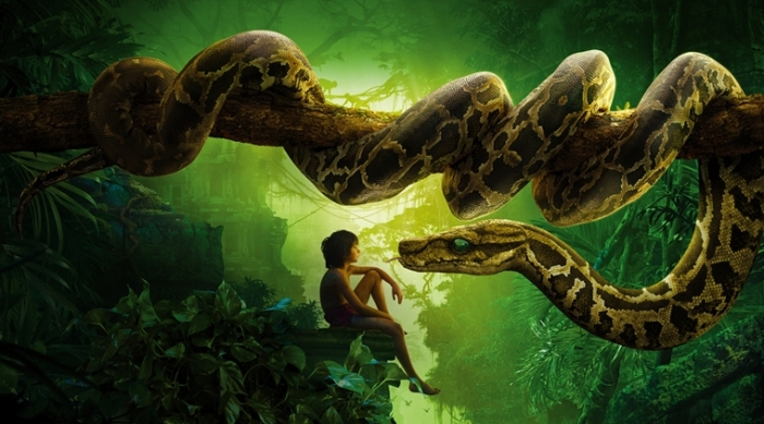 The Jungle Book…not for kids!