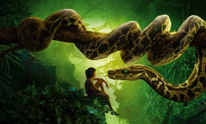 The Jungle Book…not forkids!