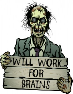 Zombie Bootcamp…Good Idea or Not?
